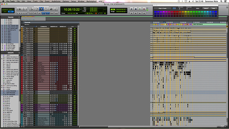 Pro Tools Audio Post Production Workflows Using Pro Tools Part