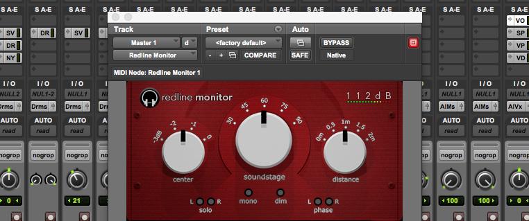 Redline Monitor Plugin
