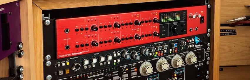 Clarettt Audio Interface