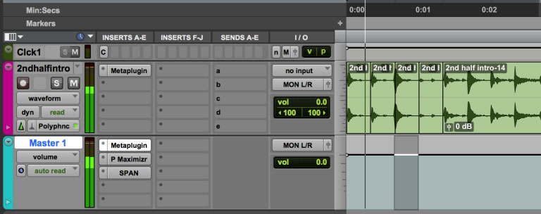 Seeing All The Plugins At Once In Pro Tools