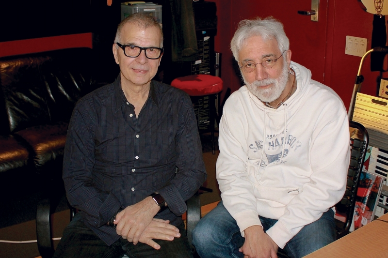 tony visconti Eventide