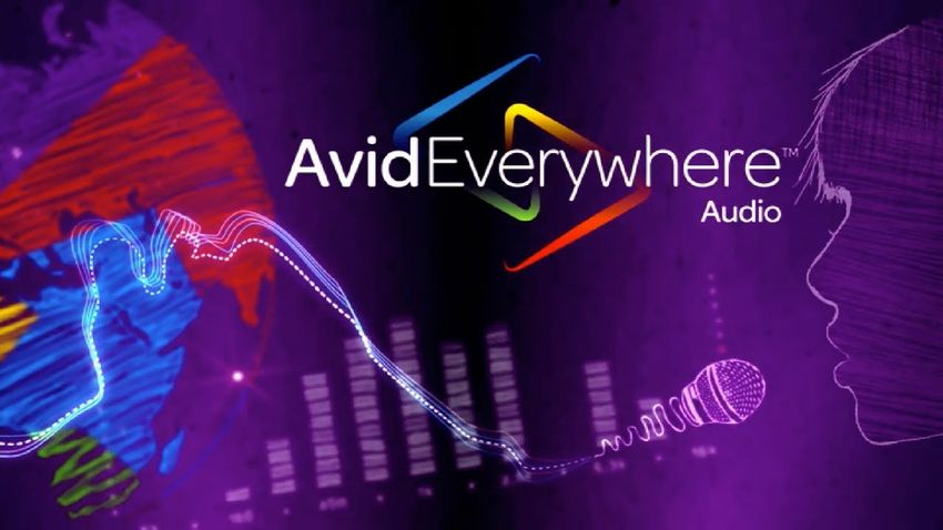 Avid Everywhere Audio
