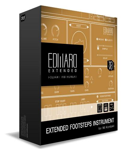 Tovusound Edward Extended Box