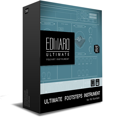 Tovusound Edward Ultimate Box