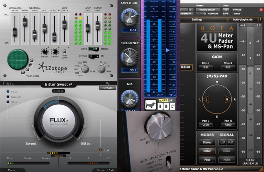 5 Free AAX Plug-ins For Pro Tools 12 Worth Checking Out