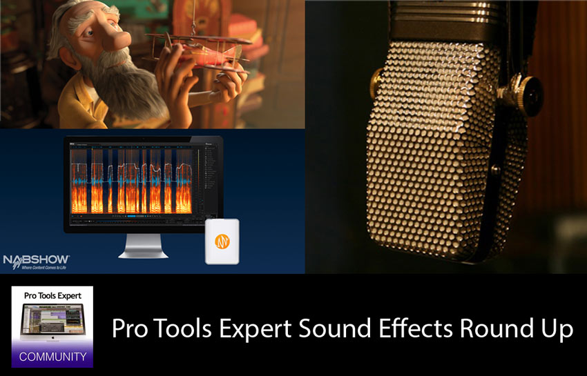 Sunday Sound Effects Round Up - Undertone, A Sound Effect, Pro Sound Effects