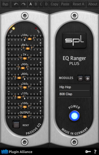 SPL EQ Ranger Plus – $199