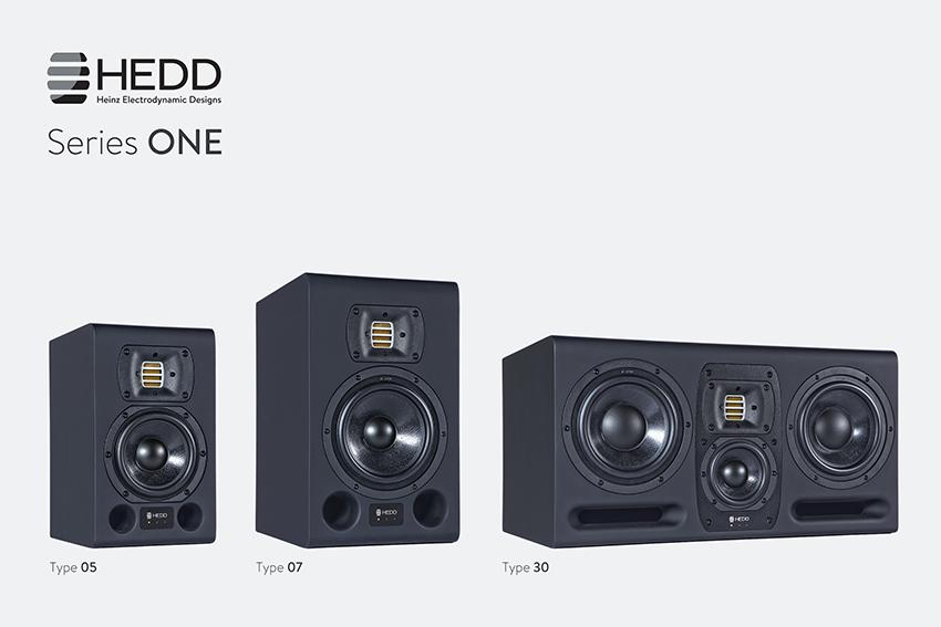 Hedd Audio Launch Modular Audio Over IP Studio Monitors