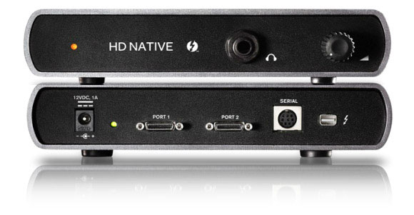 Avid Pro Tools HD Native Thunderbolt Unit