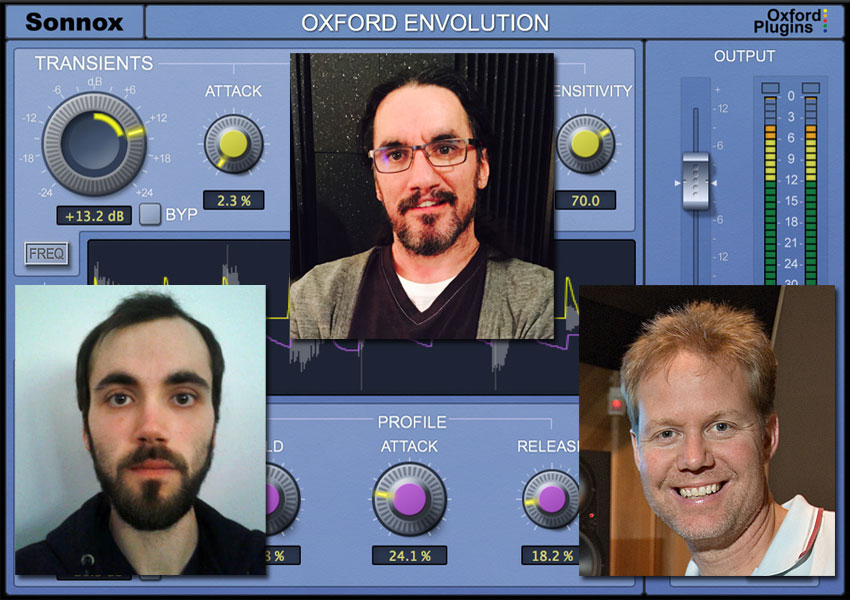 Pro Tools Expert Sonnox Envolution Competition Winners