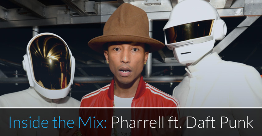 Inside The Mix: Pharrell Williams & Daft Punk With Mick Guzauski From pureMix