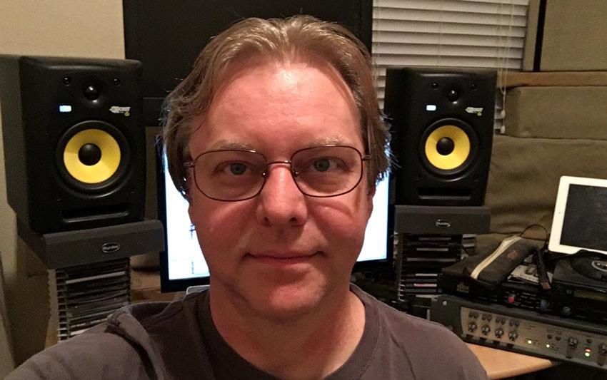 Sonnox Community Award Winner In February 2016 David Finnamore