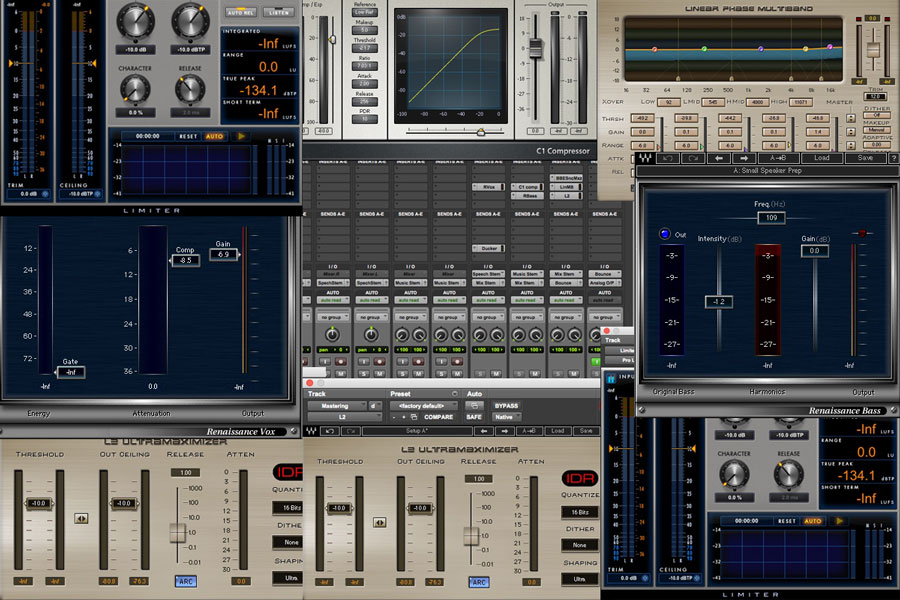 My Radio Post Production Mastering Plug-in Chain - Part 2