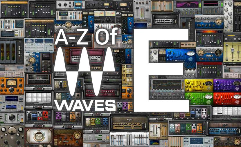 A-Z Of Waves - E Is For EQ
