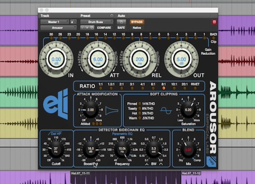 Pro Review - Empirical Labs Arouser Plugin   Pro Tools