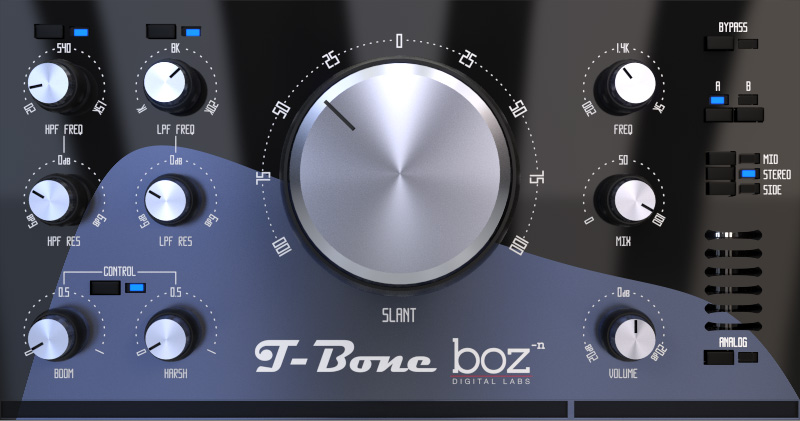 Boz digital Tbone