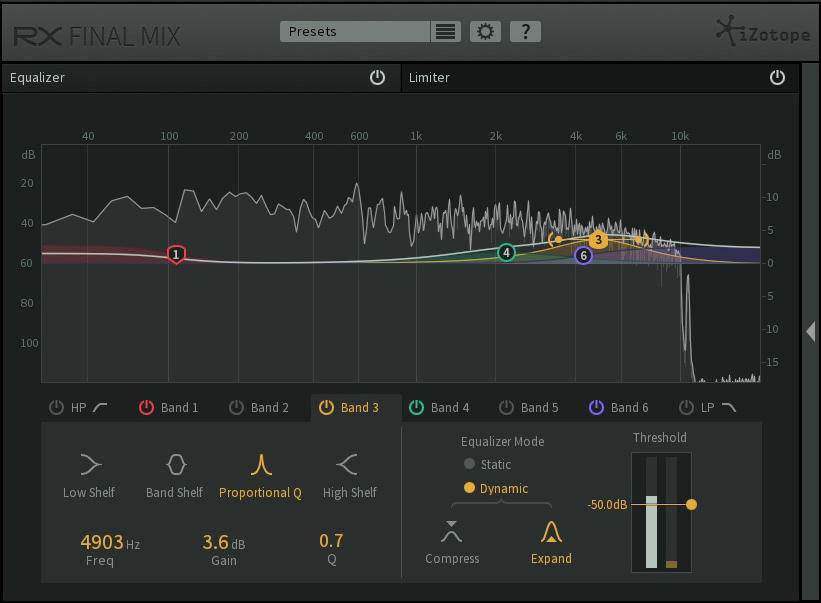 My Find Of The Week - iZotope RX Final Mix