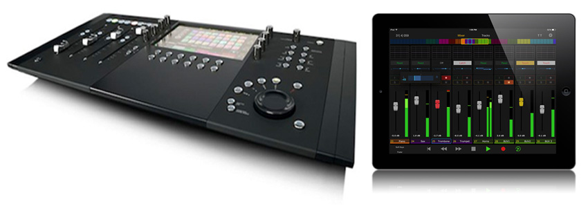 Avid Eucon Update For Pro Tools Control App Artist Control