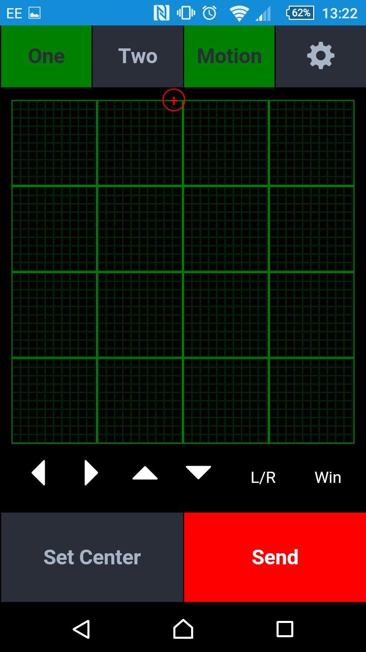 Neyrinck V-Panner Android Motion Sensing