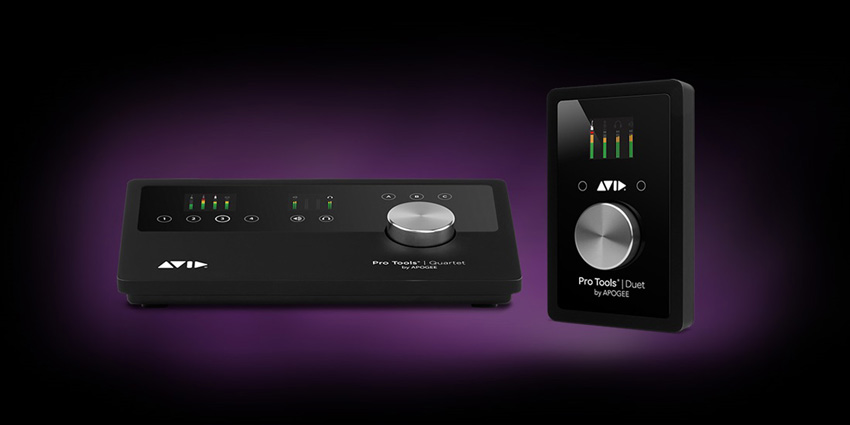 Get Free Pro Tools Upgrades With Pro Tools Duet or Quartet Interfaces