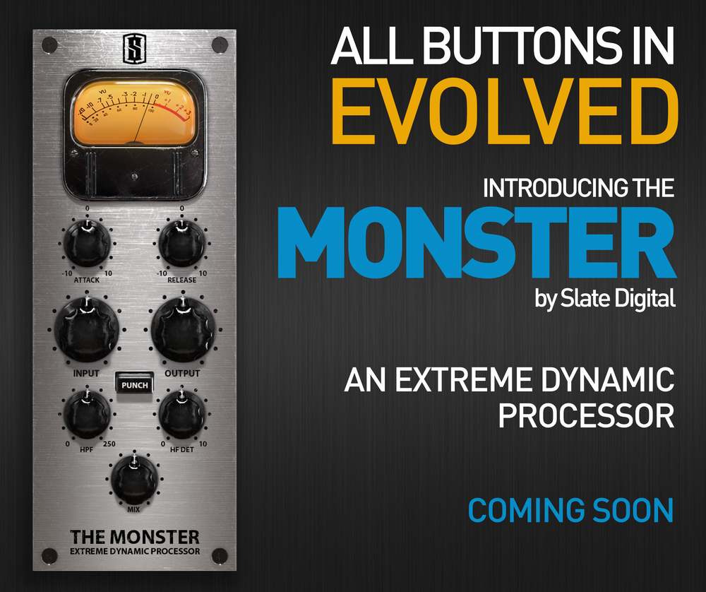 The Monster By Slate Digital