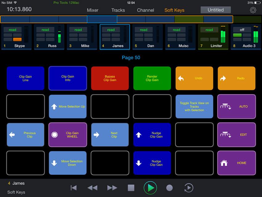 Avid-Pro-Tools-Control-Clip-Gain-page