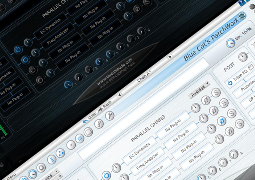 Blue Cat Audio PatchWork - Effect or Virtual Instrument