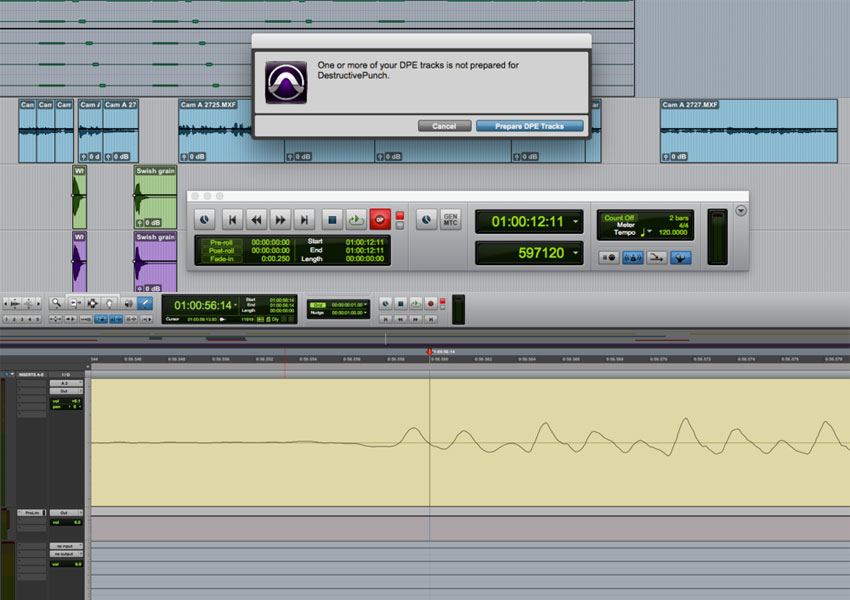 Pro Tools - 5 Features That Are Destructive