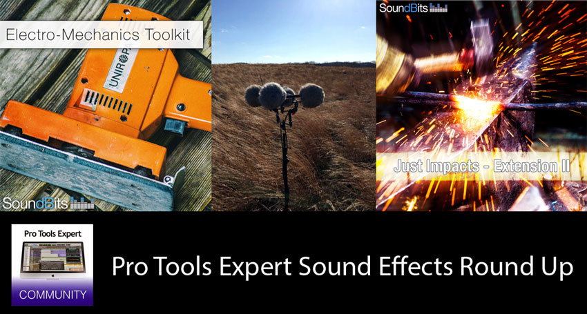 Sunday Sound Effects Round Up - Undertone & SoundBits