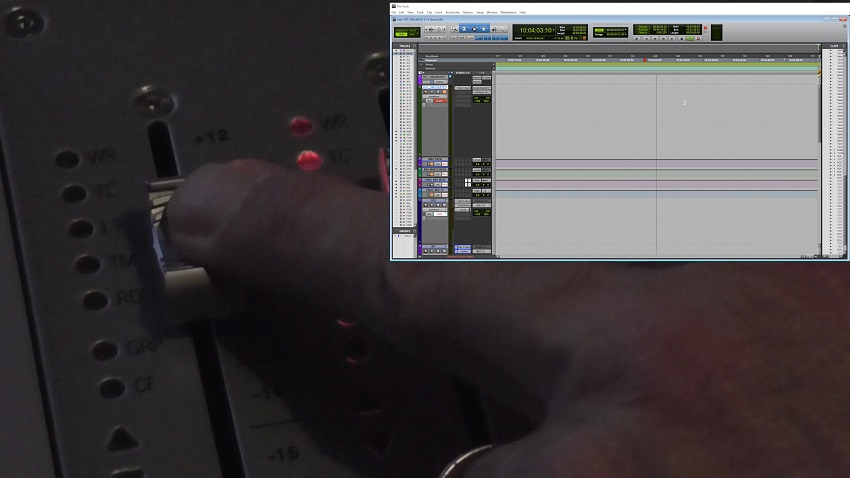 Automation bug in Pro Tools