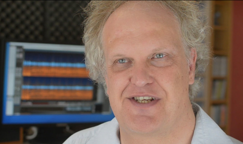 Pro Tools Expert Editor Mike Thornton