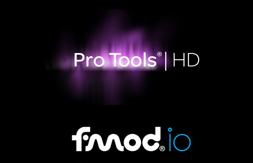 FMOD - Pro Tools