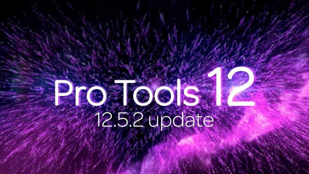 Avid Announce Release Of Pro Tools 12.5.2