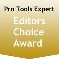 Pro Tools Expert Editors Choice