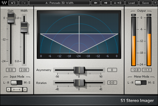 Waves S1 Imager Plug-in