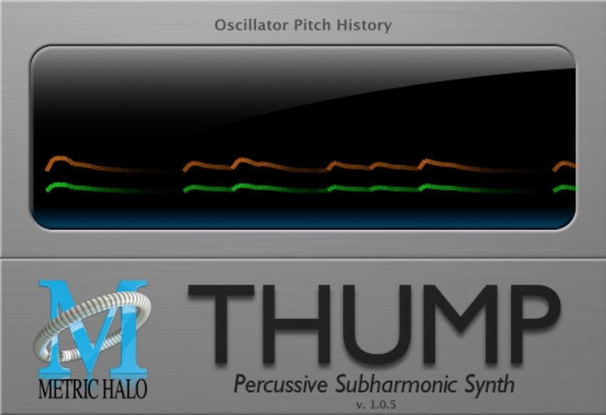 Metric Halo Thump