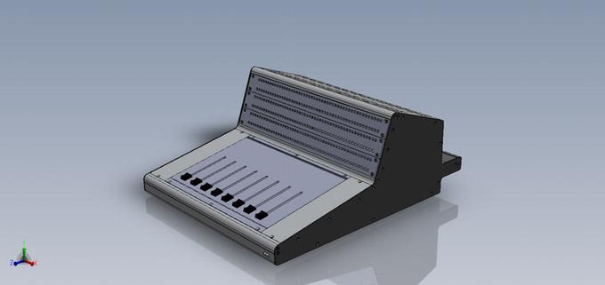 Mana-Modular-Artist-Mix-design-concept
