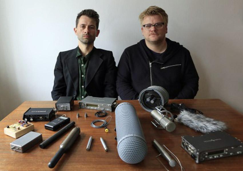 Peter Albrechtsen and Jacob Kirkegaard