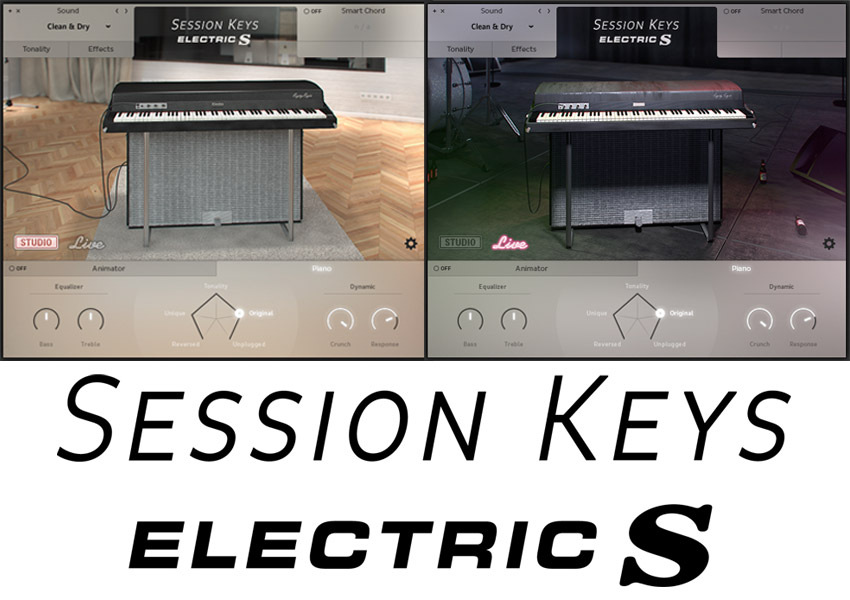 Session Keys Electric S Electric Piano Instrument For Kontakt And Kontakt Player