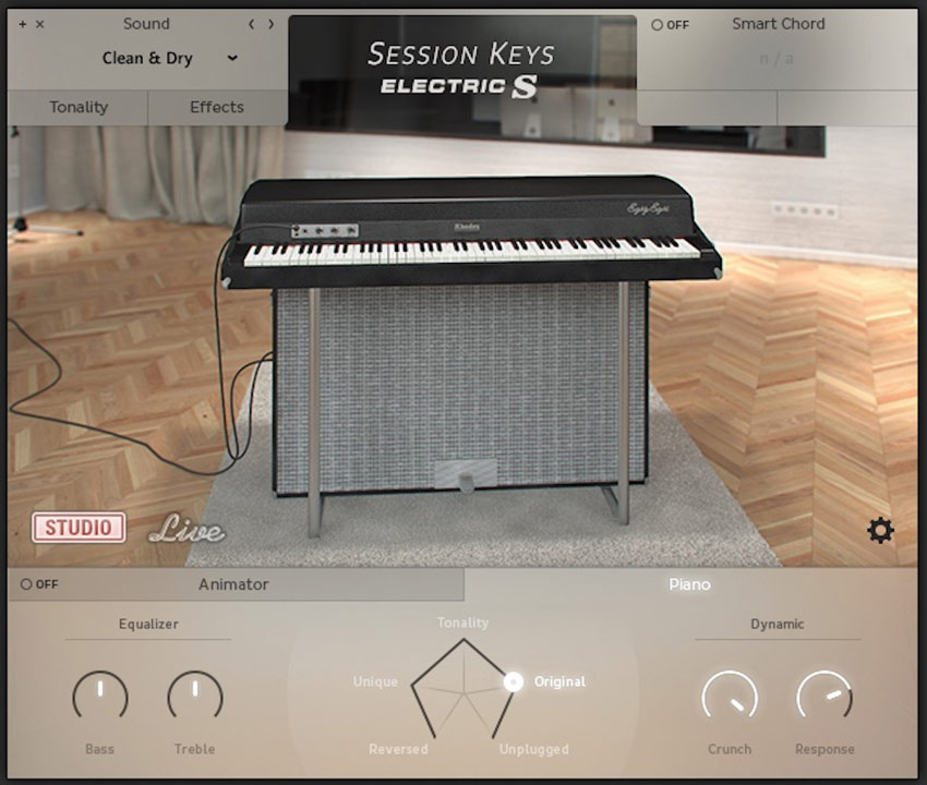 Review - Session Keys Electric S Electric Piano For Kontakt From E-Instruments