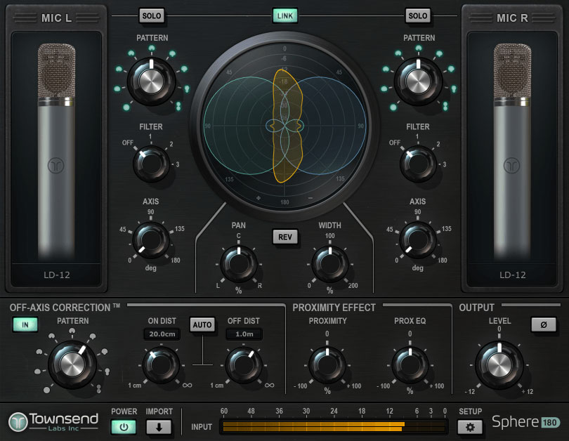 Get The Townsend Labs Sphere Mic Modelling Plugin And Try It Out For Free