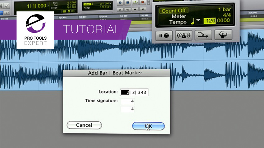 Pro Tools - Finding The Tempo   Pro Tools