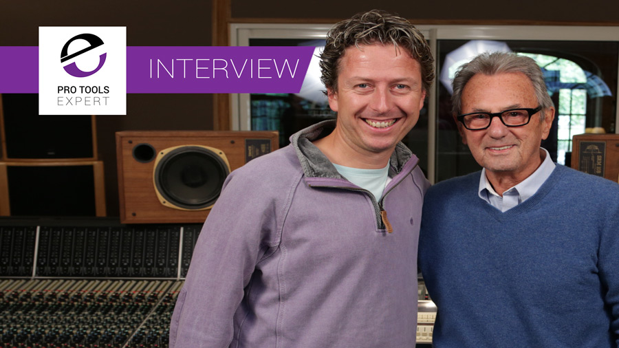 Pro Tools Expert Podcast Extra Interview With Al Schmitt & Steve Genewick