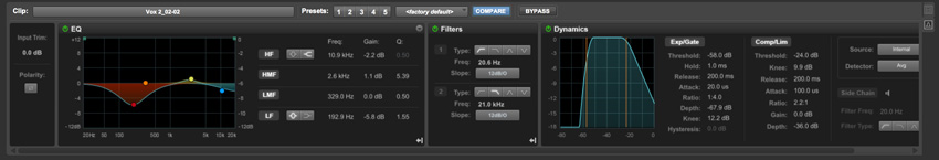 Pro Tools 12.6 Clip Effects