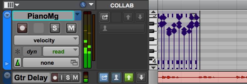 Pro Tools 12.6 Playlist Icon