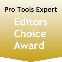 Nugen Audio Halo Upmix Plugin awarded Pro Tools Expert Editor's Choice Award