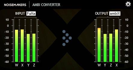 Free Plugin - Ambi Convertor