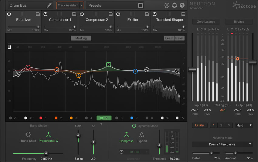 iZotope-Neutron-Mothership-EQ-5.1