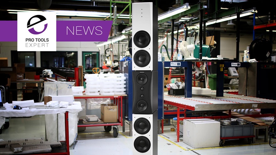 Dynaudio M5P Evidence Mastering Monitor Factory