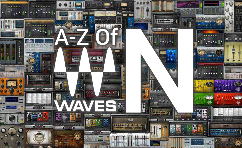 A to Z Of Waves - N Is For Non Linear